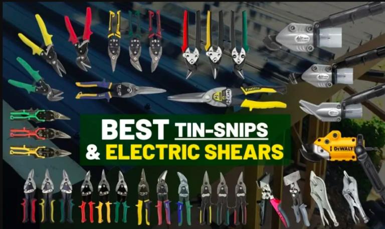Best Sheet Metal Snips