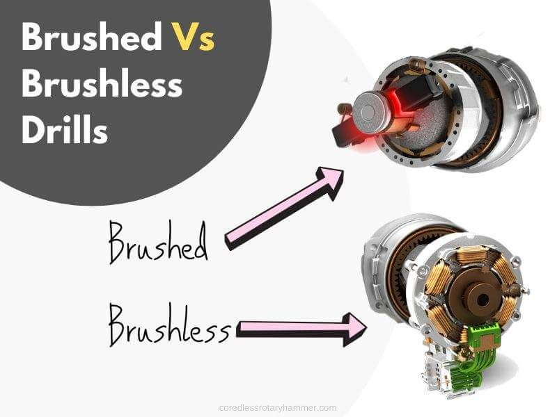Difference Between Brushed and Brushless