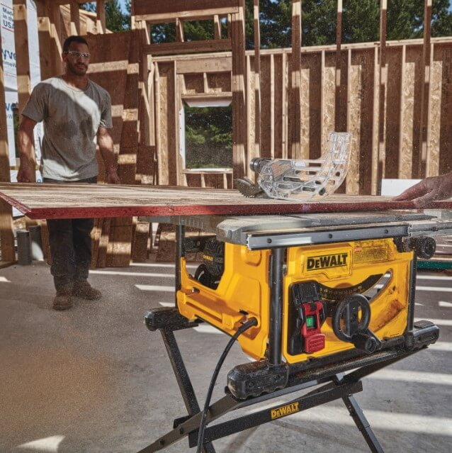 Table Saw and Milter Saw in ONE