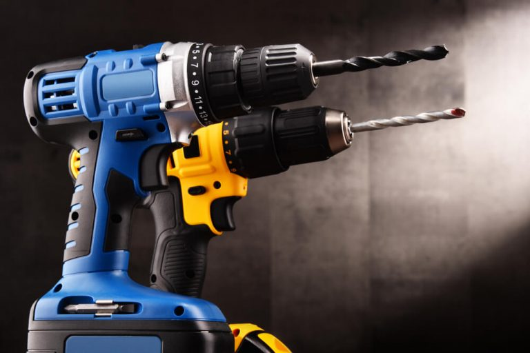 Why are Brushless Drills Better than Brushed Drills