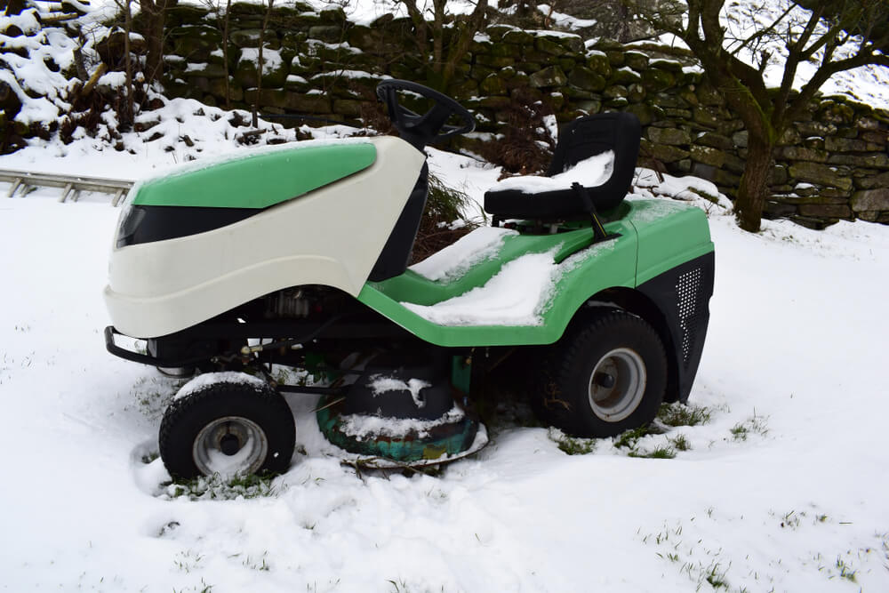 What to do if I forgot to winterize my lawn mower