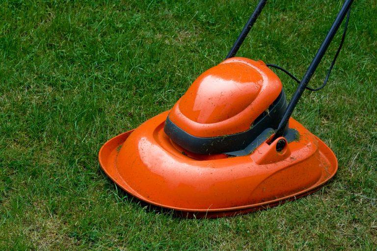 hoover lawn mower