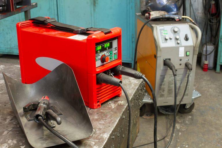 why is an inverter welder better