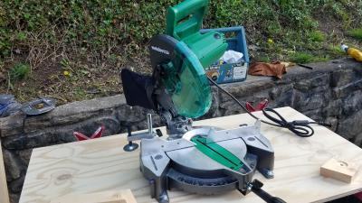 Metabo HPT C10FCGS Miter Saw Review