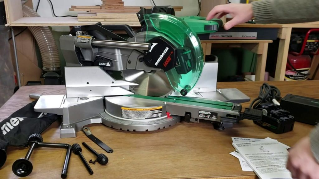 Metabo HPT C10FCG Review