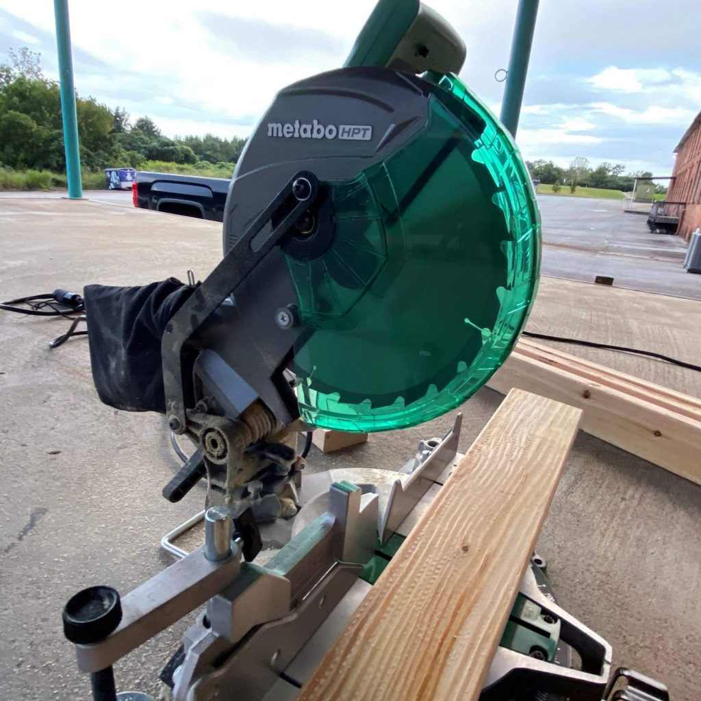 Metabo HPT C10FCGS 10 Compound Miter Saw review