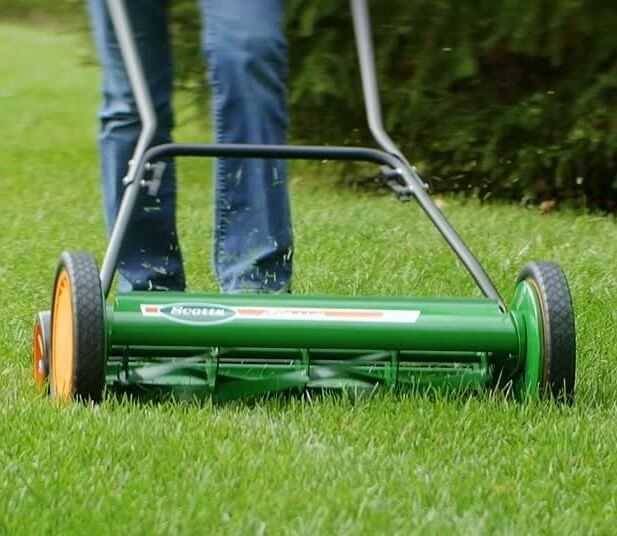 Classic Push Reel Lawn Mower