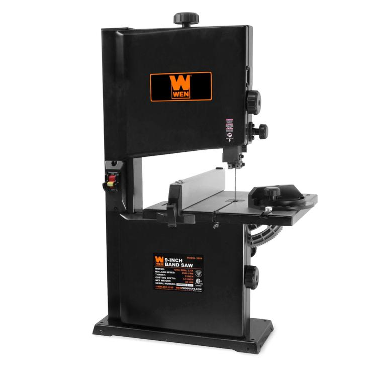 WEN 3959 2.5-Amp 9-Inch Benchtop Band Saw review