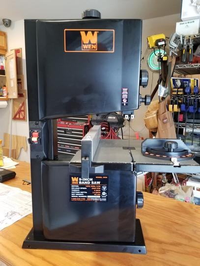 Wen 3959 Bandsaw Review