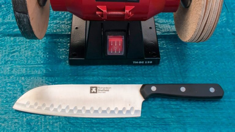 Best Bench Grinder for Sharpening knives