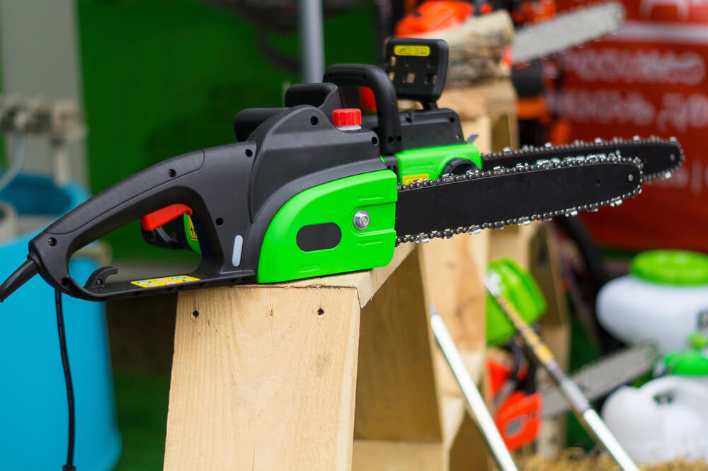 How much do Electric Chainsaws Cost