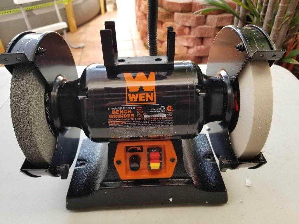 best bench grinder for sharpening