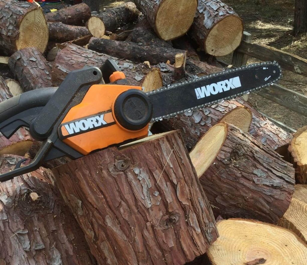 Best Affordable Electric Chainsaws