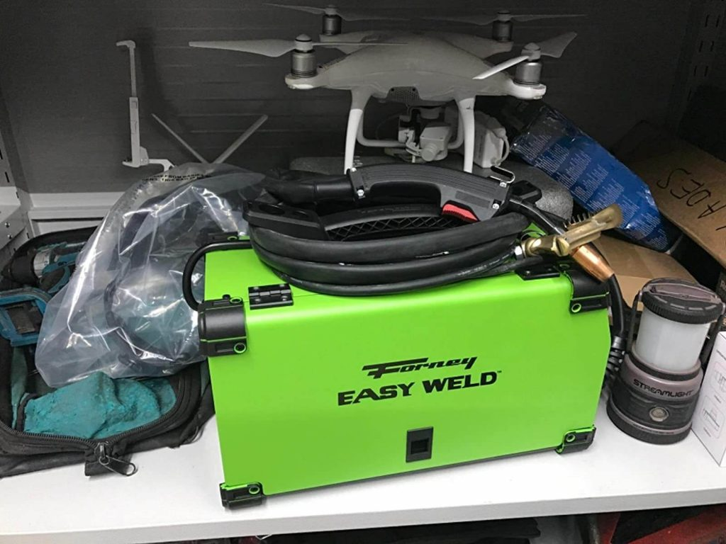 Review of Forney Easy Weld 140 FC-i Welding Machine