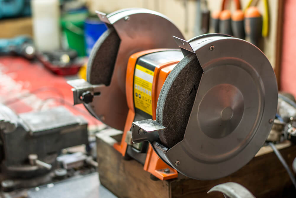 how much does a bench grinder cost