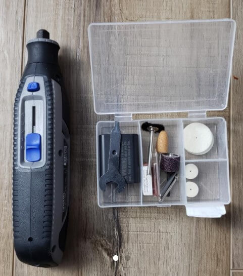 Dremel 7760 rotary tool review