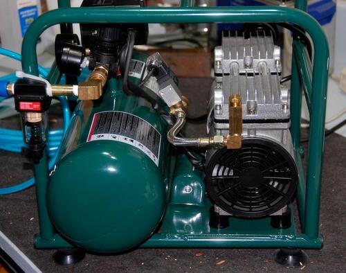 Rolair JC10 Plus air compressor review