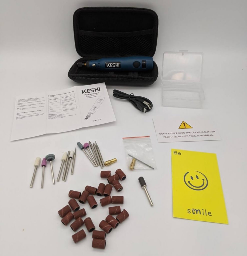 KeShi Rotary Tool review