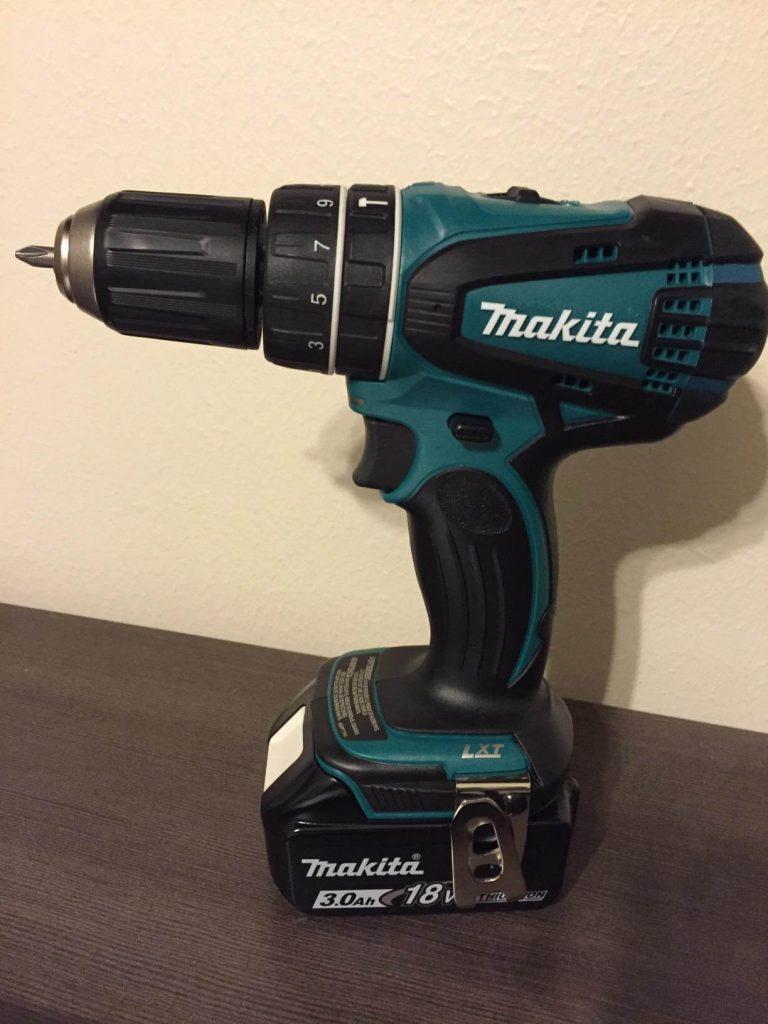 Makita XPH012 Hammer Drill review