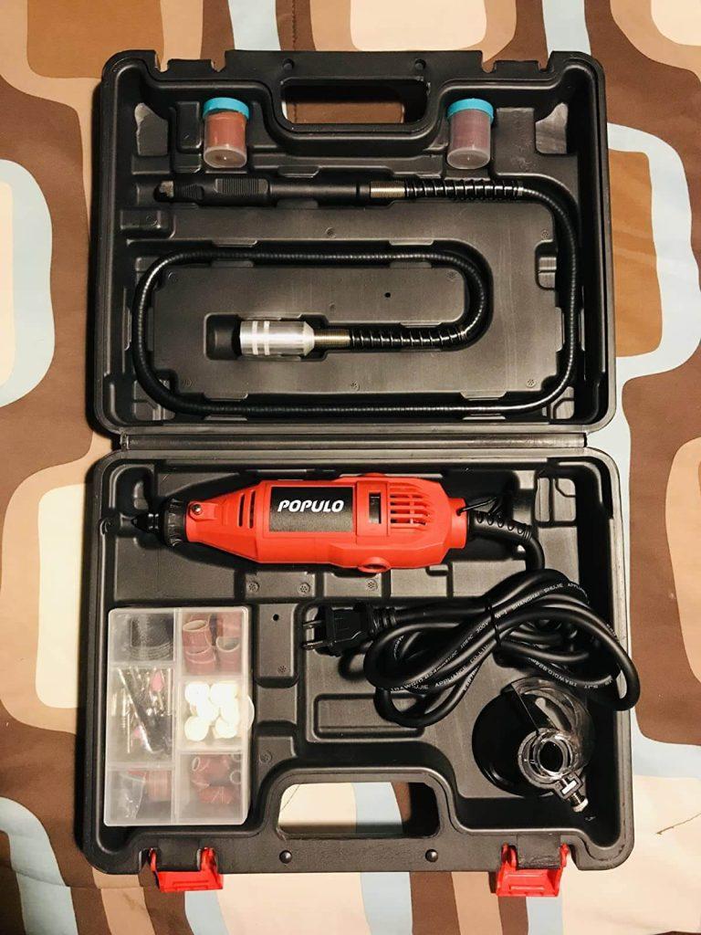 POPULO Rotary Tool Kit RTK-107