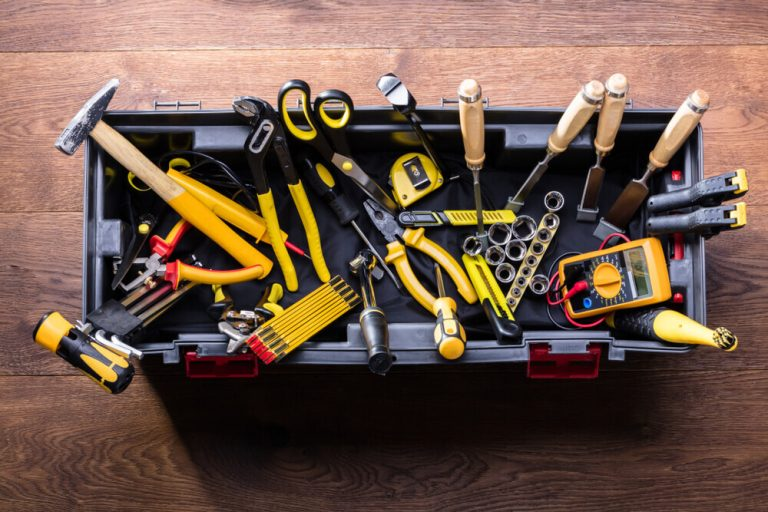 5 Ways to make your Toolbox Better